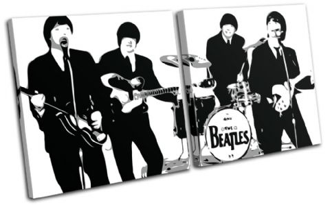 The Beatles Iconic Celebrities - 13-1907(00B)-MP03-LO